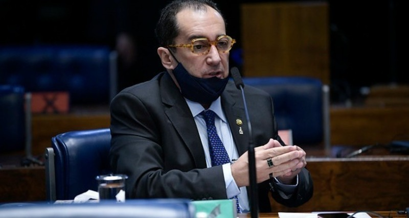 Senador Jorge Kajuru diz que indicação de Ciro para Casa Civil