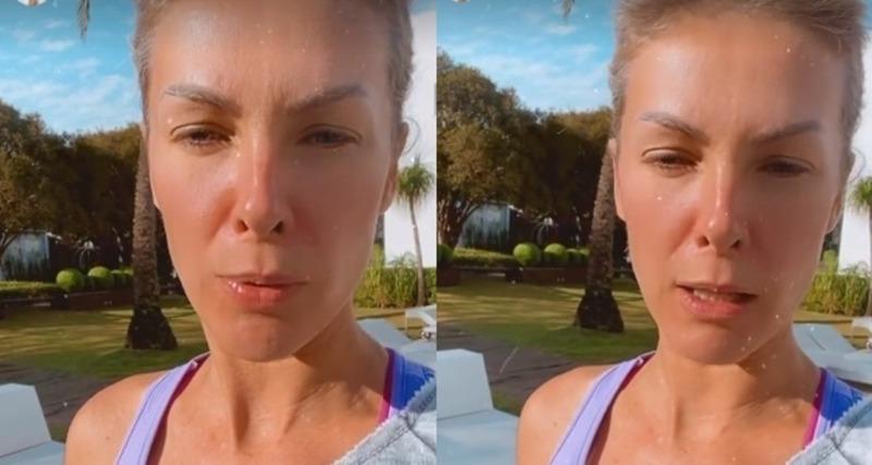 Ana Hickmann faz alerta sobre golpe na web: 'Não estou pedindo pix