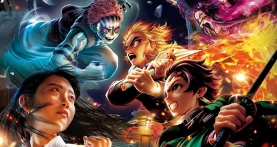 Thumb demon slayer universal studios japan