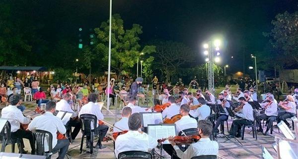 Medium orquestra