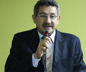 _Alvimar Martins, prefeito de Pedro II (Foto: 180graus.com)