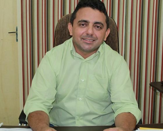 _Ex-prefeito Ribinha do PT (Foto: Divulgação)