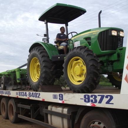 Medium osegundocom maquina agricula capa