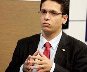 Ex-secretário de Estado Daniel Oliveira
