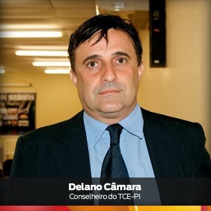 Delano Câmara, relator do Caso IDEPI no TCE