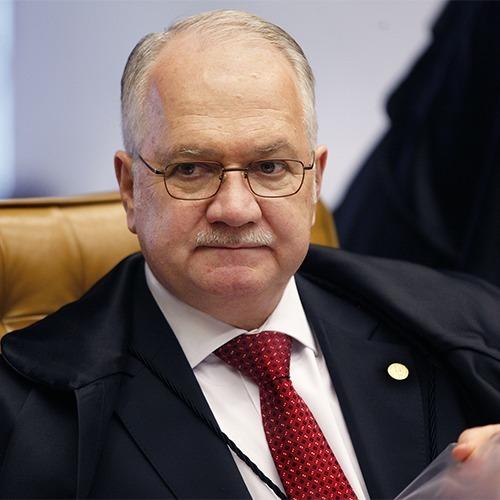 _Ministro Edson Fachin, do Supremo Tribunal Federal (Foto: Divulgação)