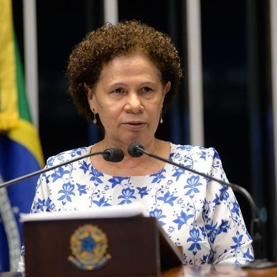 Vice-governadora Regina Sousa (Foto: Agência Senado)