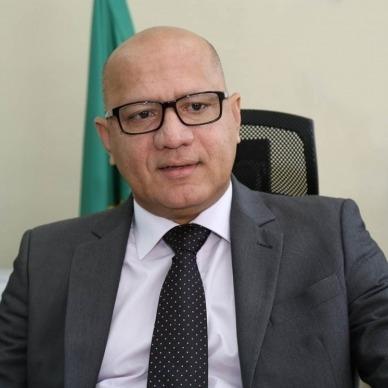 Deputado estadual Frazé Silva, do PT
