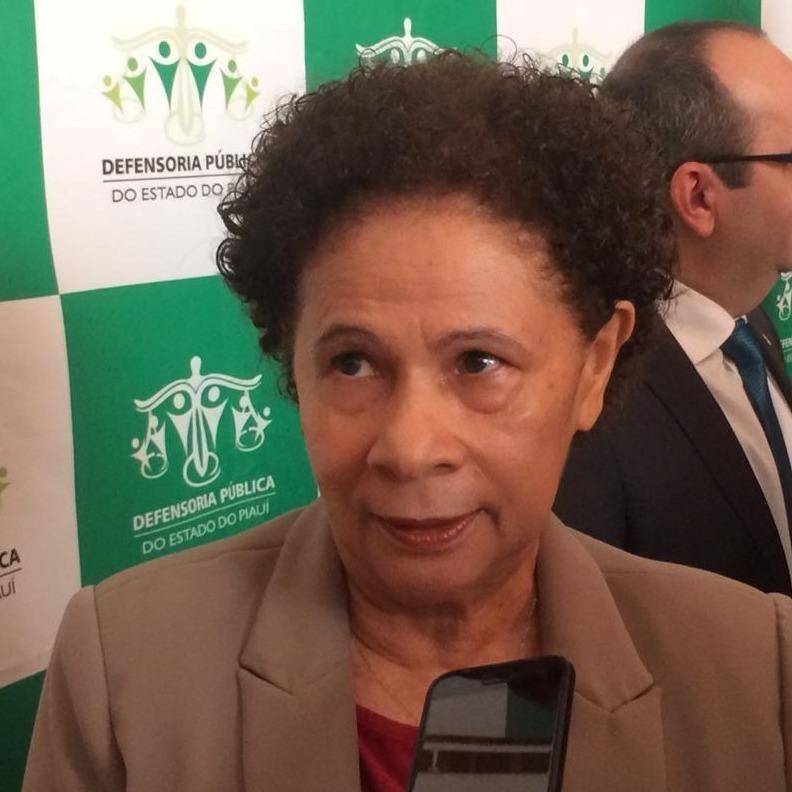 Regina Sousa, vice-governadora do Piauí