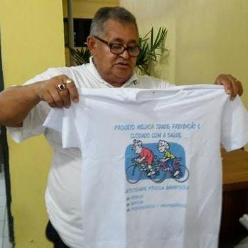 Lima da Creche, o homem que presidia a FCAMC