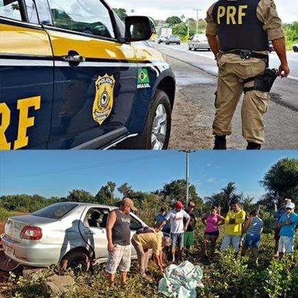 PI: relatório parcial da PRF aponta 11 acidentes e três mortes durante o feriado prolongado