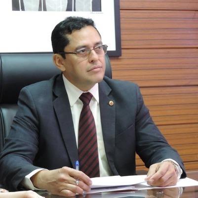 Ex-procurador-geral de Justiça, Cleandro Moura