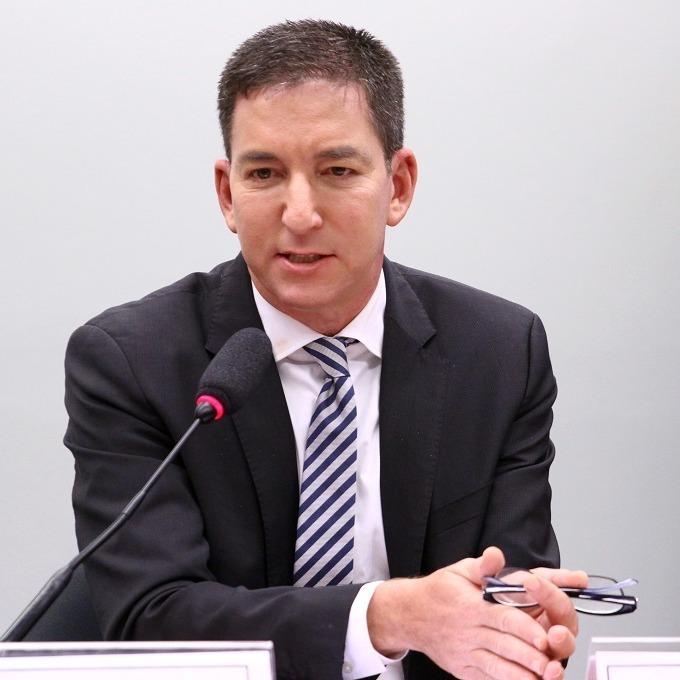 _Jornalista Glenn Greenwald, denunciado pelo MPF, após malabarismo jurídico (Foto: Divulgação)