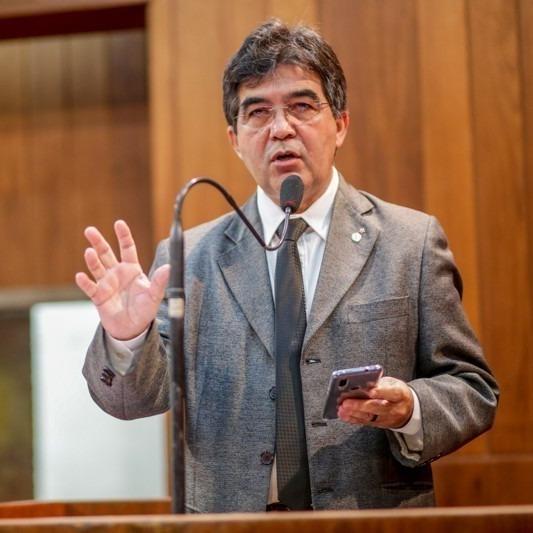 Francisco Limma, o líder do governo na Assembleia Legislativa