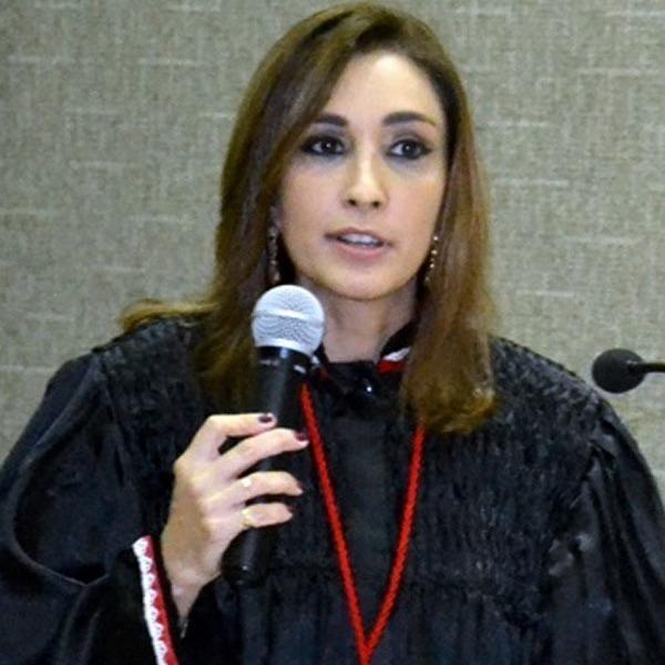 _Procuradora do MPC, Raisa Barbosa (Foto: Divulgação)