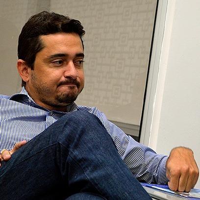 _Luciano Fonseca, prefeito de Bertolínia, um dos alvos da operação