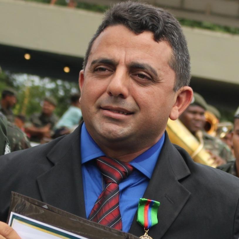 _Ribinha do PT, ex-prefeito de Campo Maior (Foto: Divulgação)