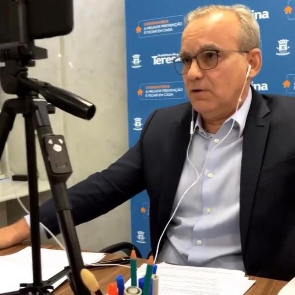 Firmino defende separação do ISS do projeto de Reforma da Tributária em reunião com Paulo Guedes