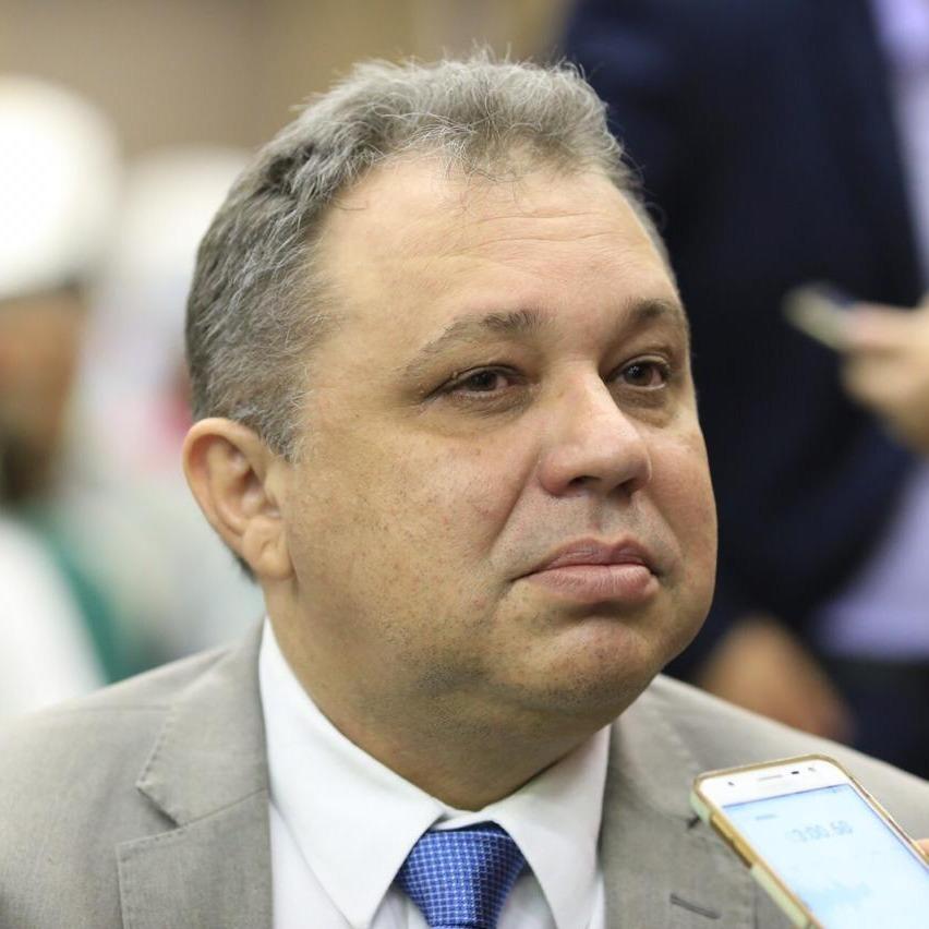 Secretário de Saúde, Florentino Neto (Imagem: Divulgação)