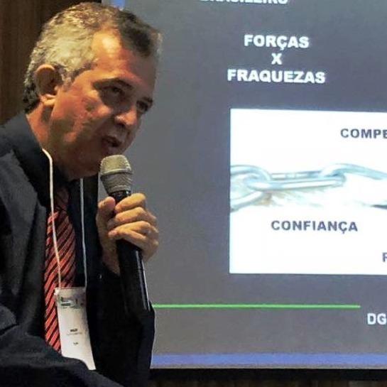 _Inaldo Oliveira, da NUGEI/TCE-PI (Foto: Divulgação)