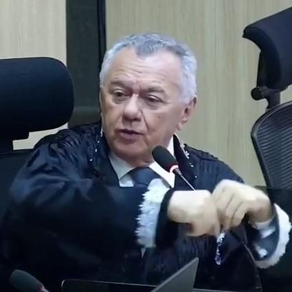 _Conselheiro Kléber Eulálio, voto vista do conselheiro foi o vencedor (Imagem: Reprodução)