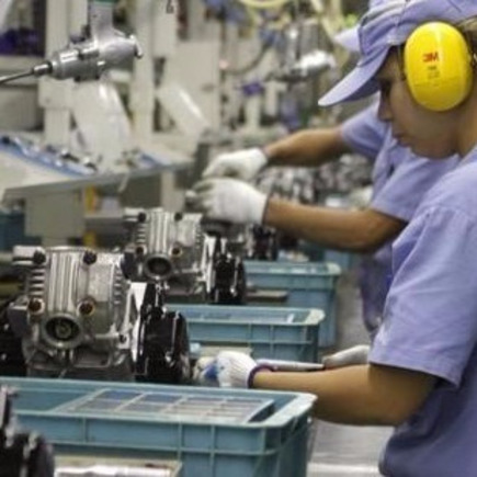 Medium producao industrial