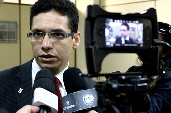 Daniel Oliveira, ex-secretário de Justiça