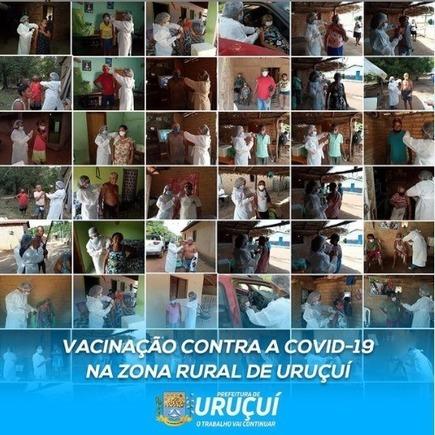 Medium urucui vacinacao zr