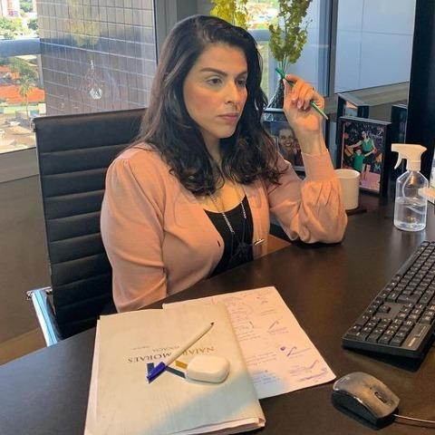 _Advogada Naiara Moraes (Foto: Rede Social)